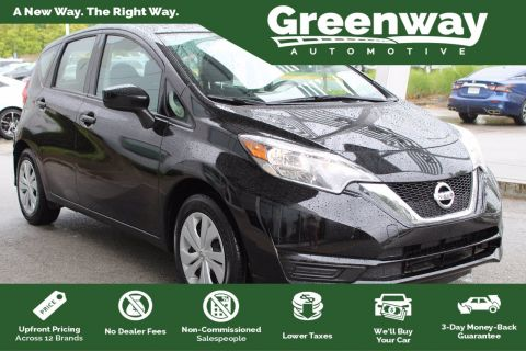 Pre-Owned 2017 Nissan Versa Note SV FWD Hatchback