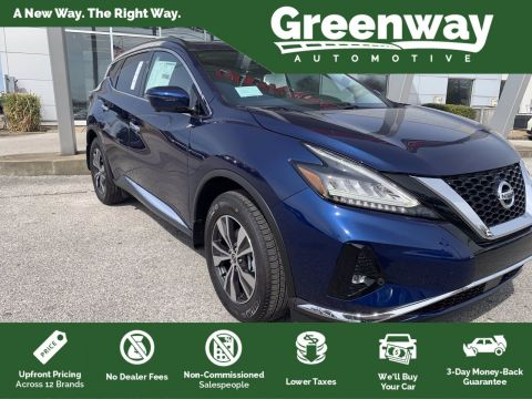 New 2020 Nissan Murano SV FWD Sport Utility